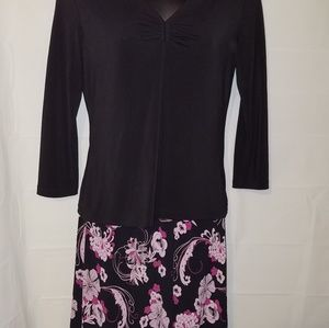 Apostrophe Career Skirt and Top set Size S *368